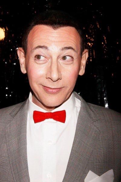 Happy belated 65th birthday to Paul Reubens a.k.a. Pee-wee Herman!