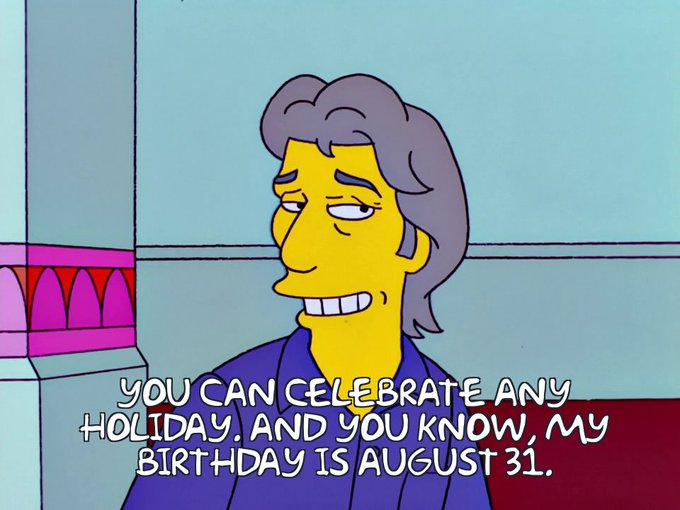 Oh, I forgot to wish a happy birthday to Richard Gere.