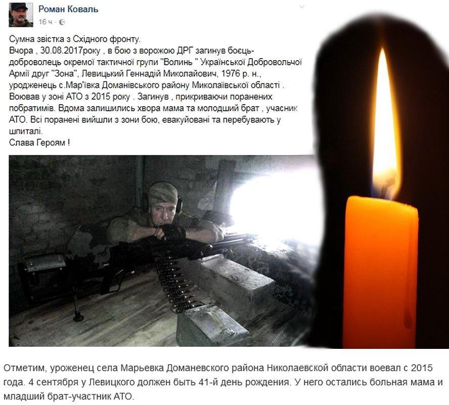 За минувшие сутки террористы 24 раза открывали провокационный огонь по позициям сил АТО, - штаб - Цензор.НЕТ 8746