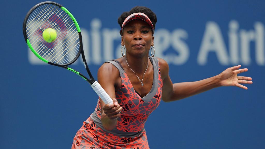 Venus Williamsovou čeká nepříjemná Sakkariová