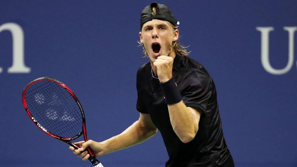 Talentovaný Shapovalov bude bojovat o své první grandslamové osmifinále