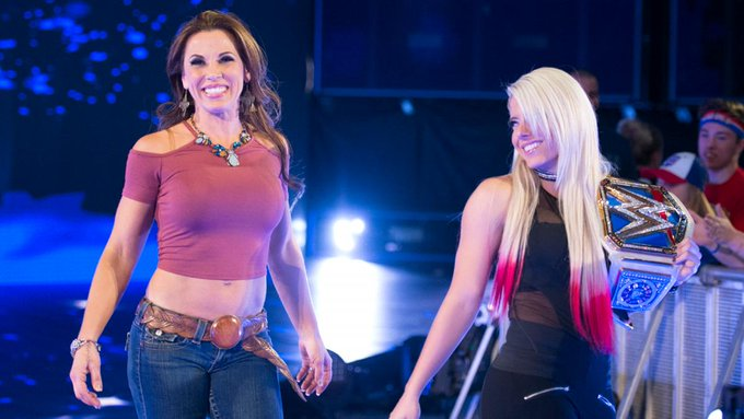 80 Stunning Photos of Mickie James/Happy Birthday Mickie James (GALLERY)
