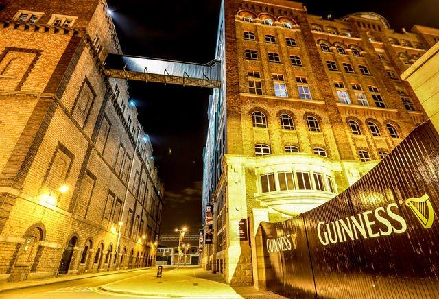 Guinness Storehouse de Dublín