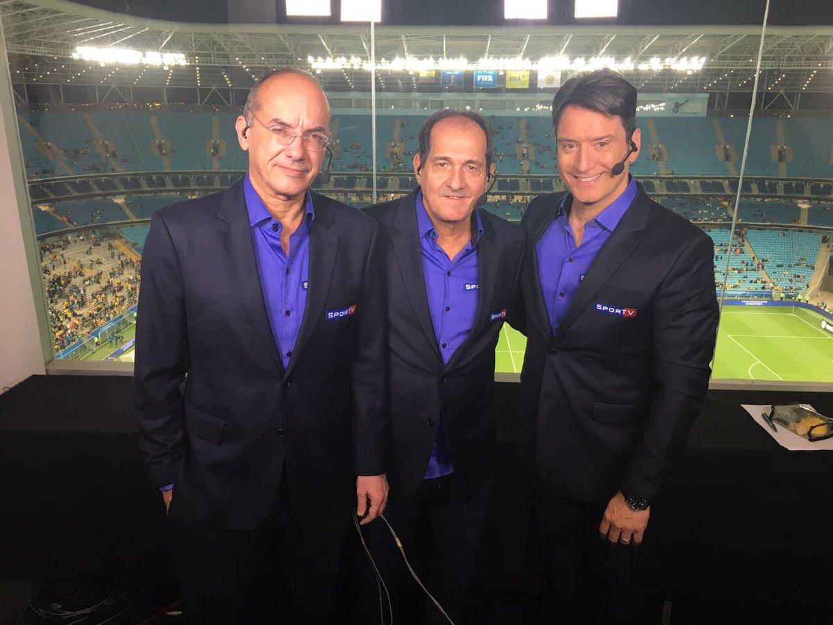 Brasil x Equador. Estamos ao vivo no @Sp...