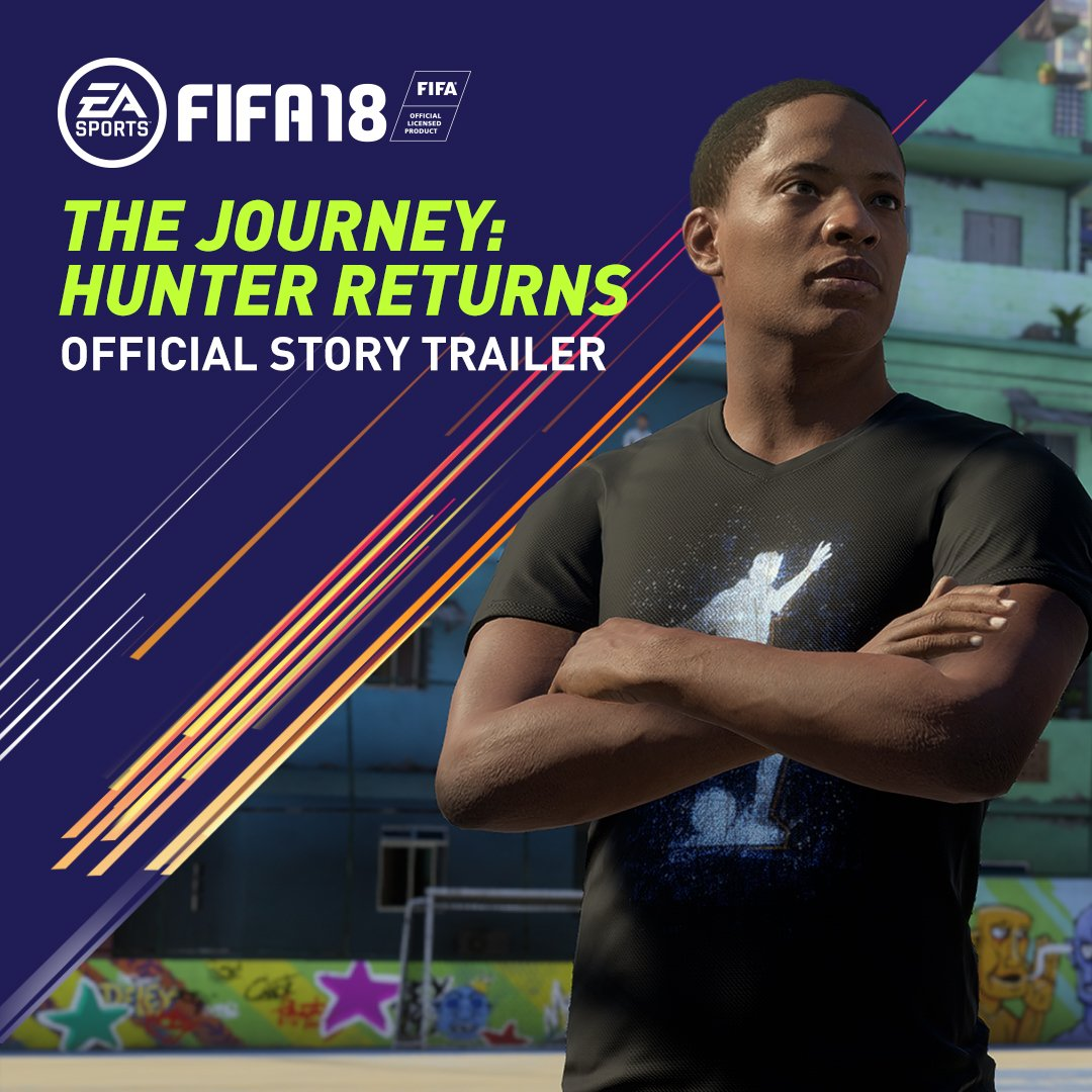 EA SPORTS FIFA On Twitter Theres Still One Deal Left To Announce MrAlexHunter Goes Global Tco ViQCLA15R5 FIFA18