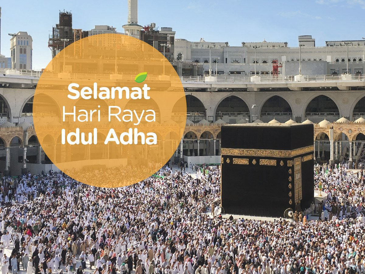 Happy Eid Al-Adha! Wish you a happy and blessed day 🙏 Make sure that you always make time for your family in this blessed day! https://t.co/t5Xt8EGIPu