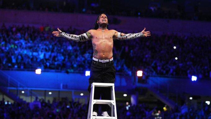Happy Birthday to RAW star Jeff Hardy who turns 40 today!