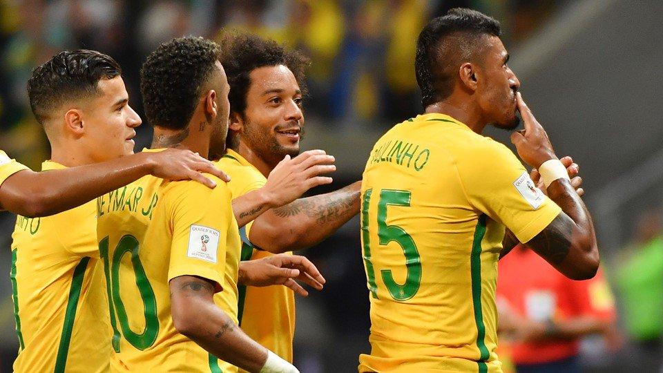2-0: ბრაზილიამ ეკვადორი დაამარცხა
