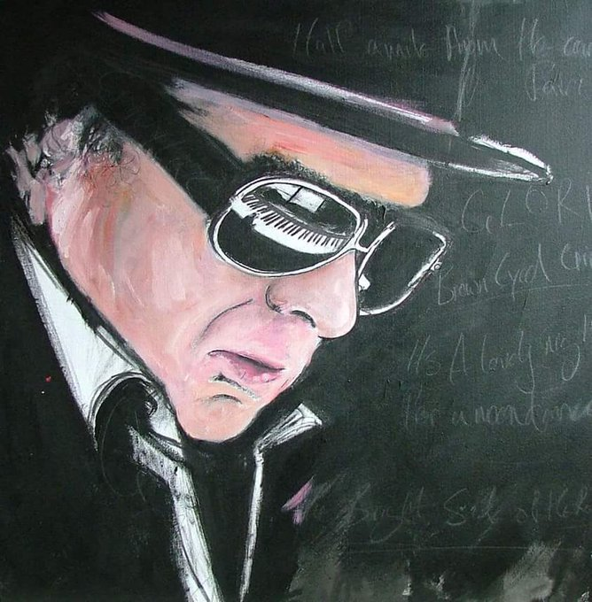 HAPPY Birthday Sir Van Morrison...born 1945...