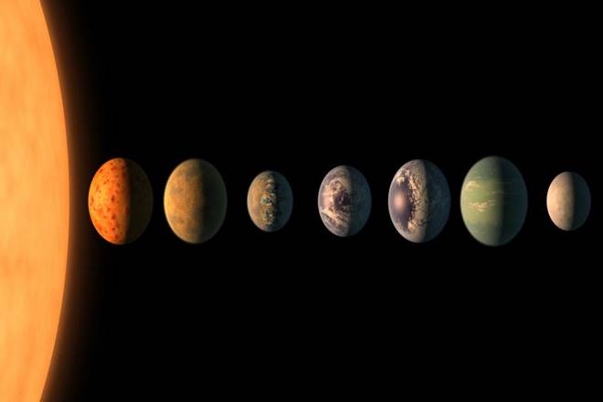 #TRAPPIST1 planets may still have #water, finds #Hubble https://t.co/cfW7bngnx9