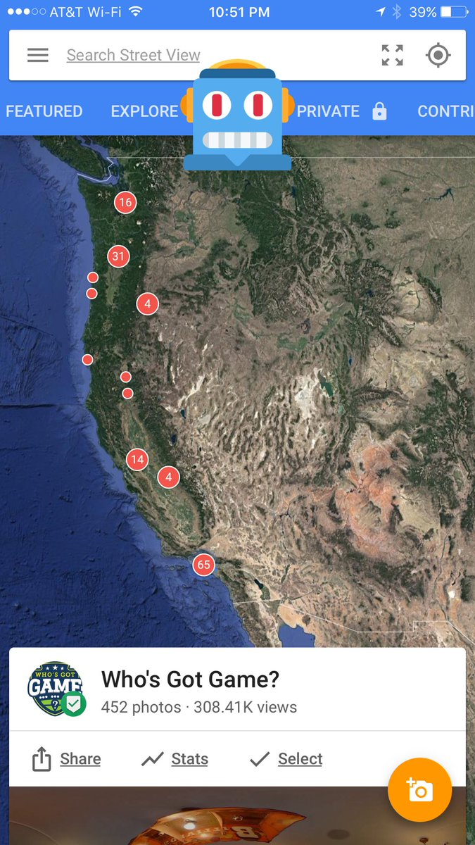 Hello losangeles TheBay Portland Seattle whosgotgame