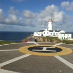 What a great location for a @myepos_com upgrade @FanadLighthouse a big thanks to Eimear an all the team #AlphaEPOS #myEPOS #Donegal #fanad