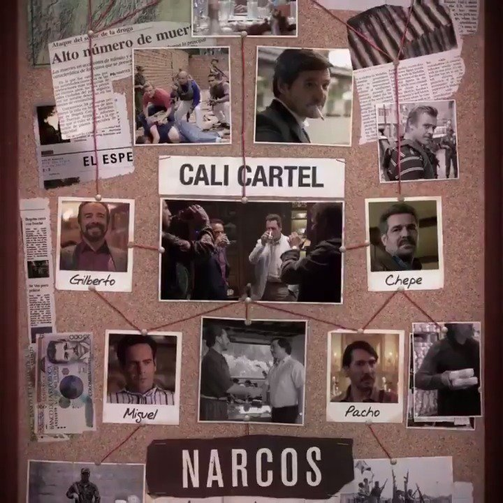 A new empire rises. Narcos season 3 is now streaming. #Narcos https://t.co/p49rJtoCTF