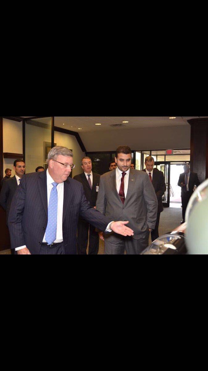 """الامير خالد بن سلمان يؤكد شراكة """"لوكهيد مارتن"""" في تحقيق رؤية 2030 في السعوديه  DIny9-PUwAAUHlv"""