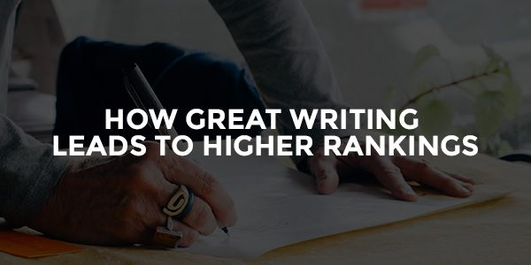 How Great Writing Leads to High Rankings: https://t.co/ONkKVTqcYl  w/ #research from @steverayson @larrykim https://t.co/Y73x7vBMRp