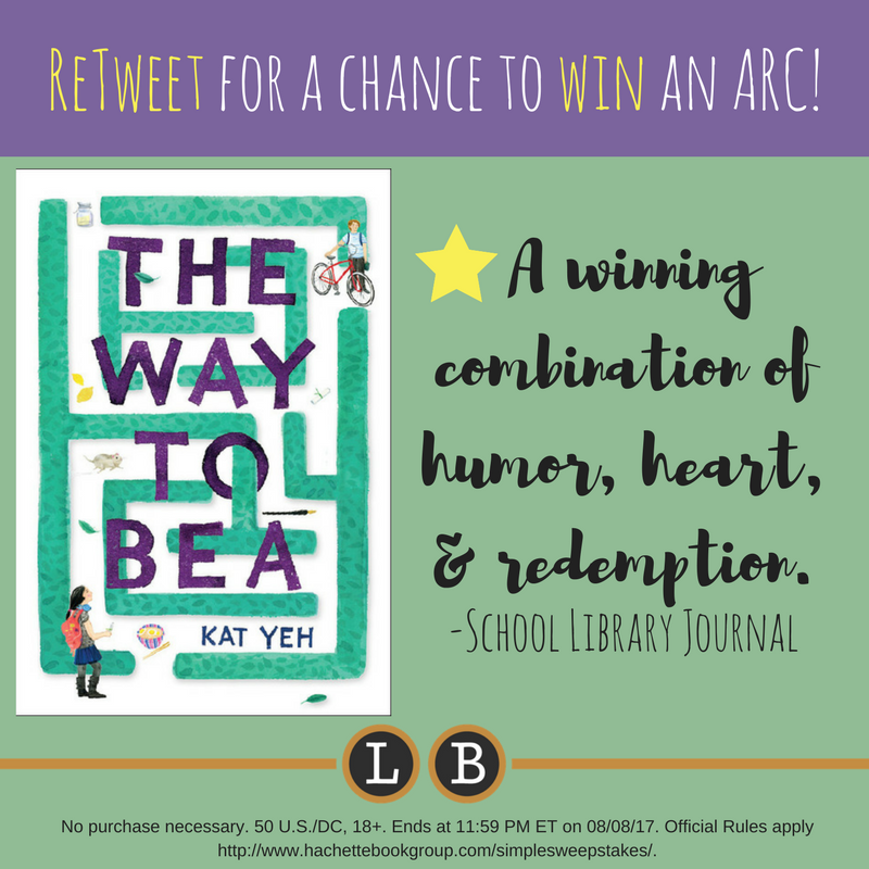 It's GIVEAWAY Friday! RT & follow for a chance to win an ARC of @yehface's new MG novel. https://t.co/qf6UbynxOa