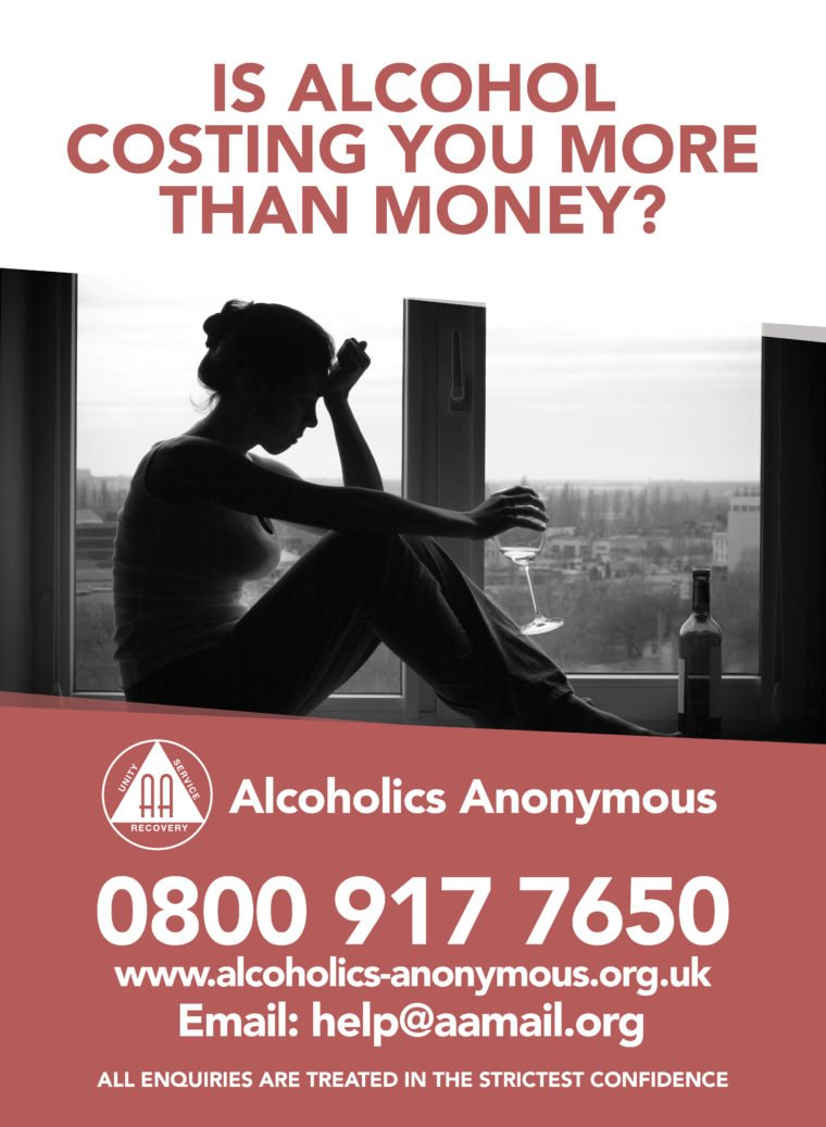 Alcoholics anonymous chat rooms