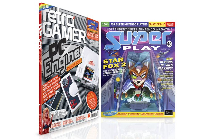 Limited Run Games • View topic - Retro Gamer Magazine - free