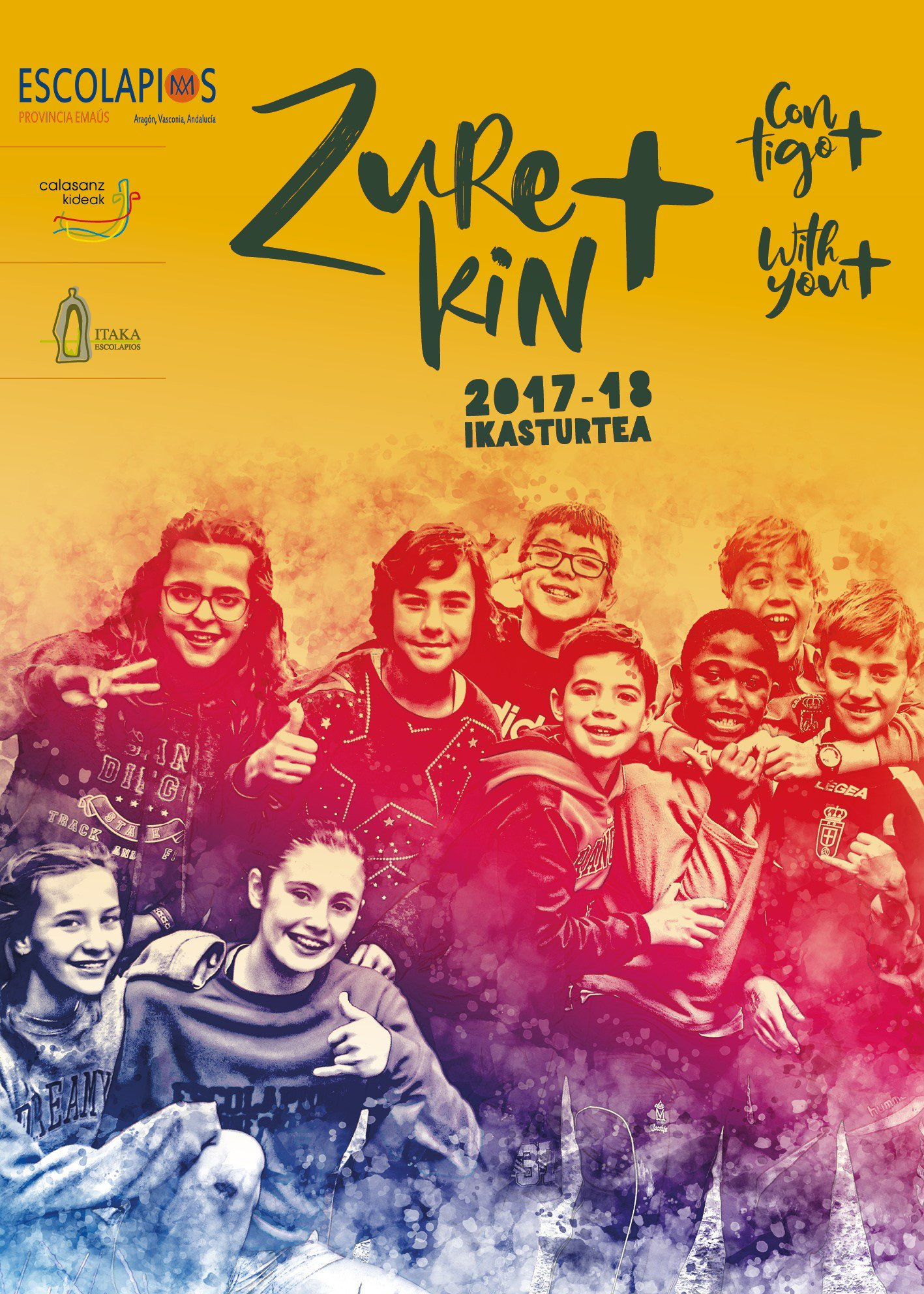 Resultado de imagen de zurekin + escolapios