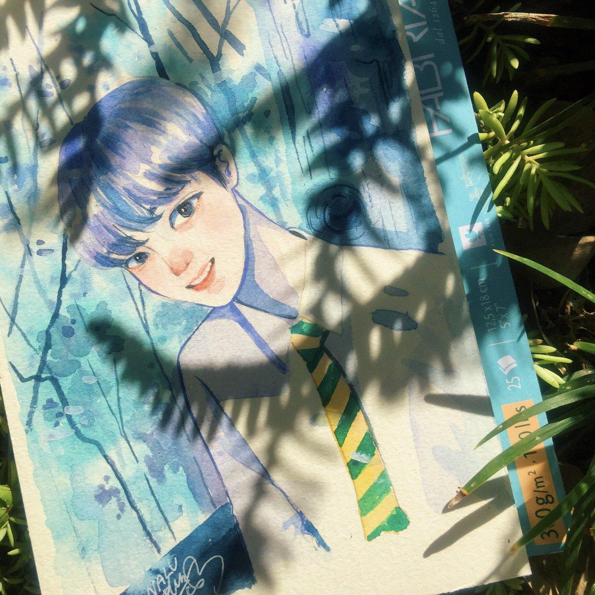 . TGIF with jinyoung 🌿   #wannaone #baej...
