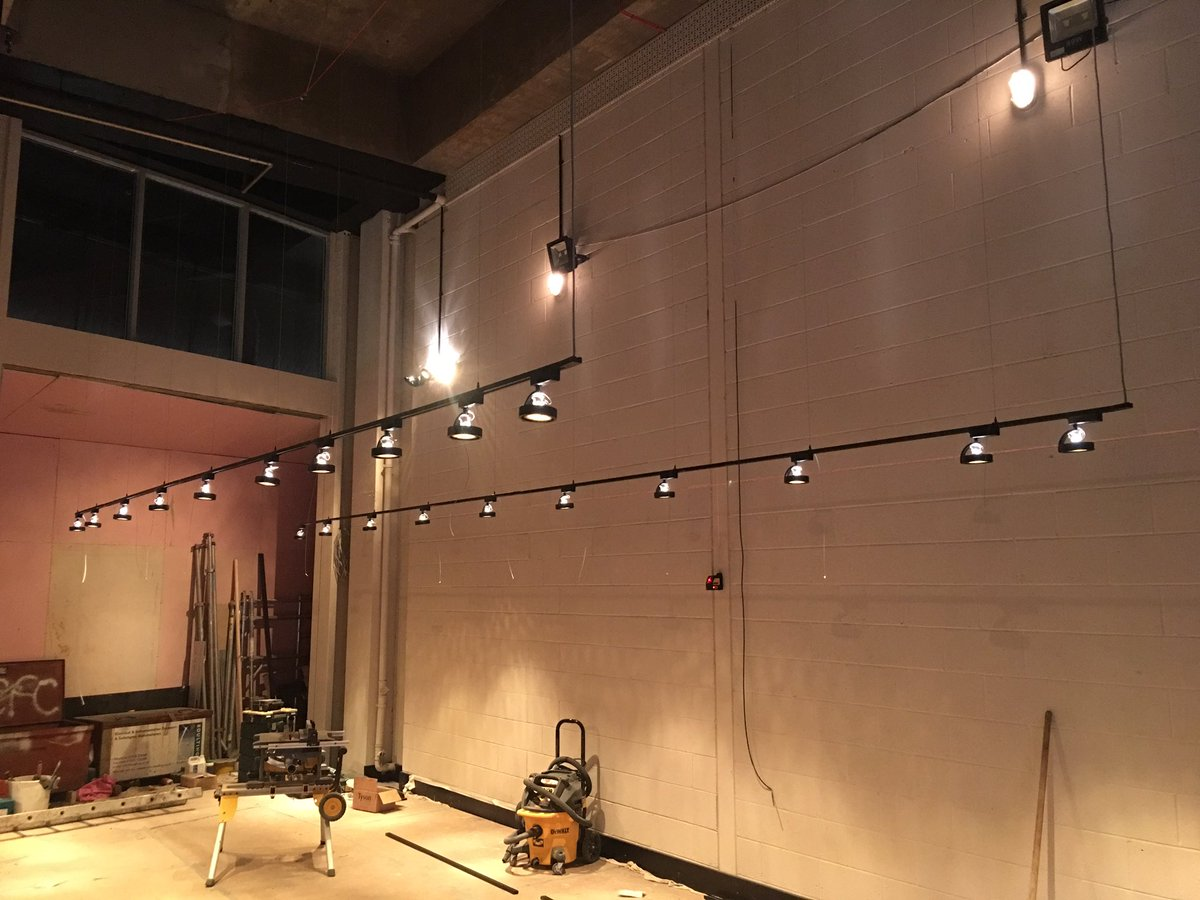 Best Electrical Contractors Ltd On Twitter Suspended Track