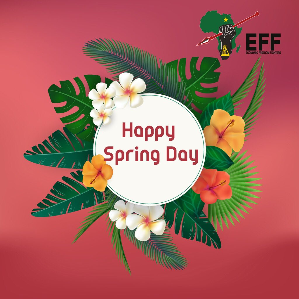 Effturns5 On Twitter Happy Spring Day Everybody May The Rains Be