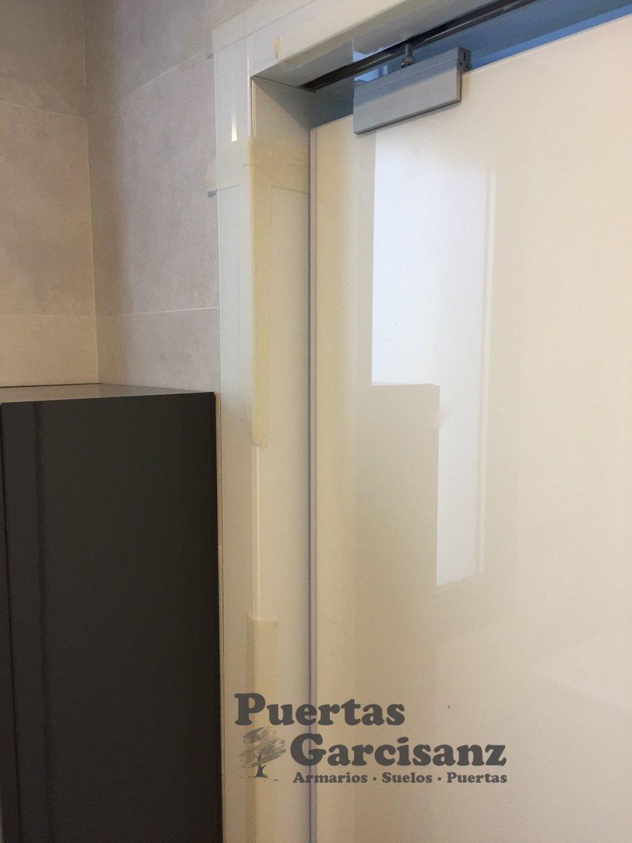 Puertas Garcisanz On Twitter Instalaci N En Valladolid De  ~ Puertas Correderas De Cristal Para Baños