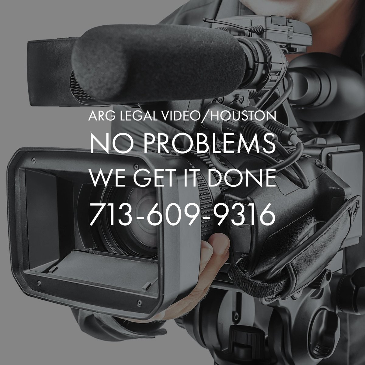 Our story is simple. Clients call us, we do the job and there are no problems.  http://www. arg-legalvideo.com  &nbsp;   #houston #txlegal <br>http://pic.twitter.com/wHlCM6yruM