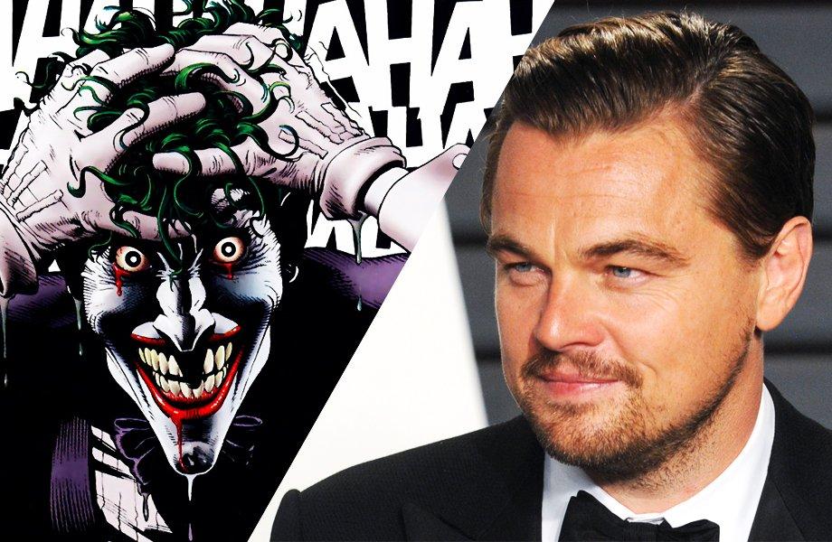 Warner estaria tentando colocar Leonardo DiCaprio no filme sobre a origem do Coringa https://t.co/vKjHUECaGy