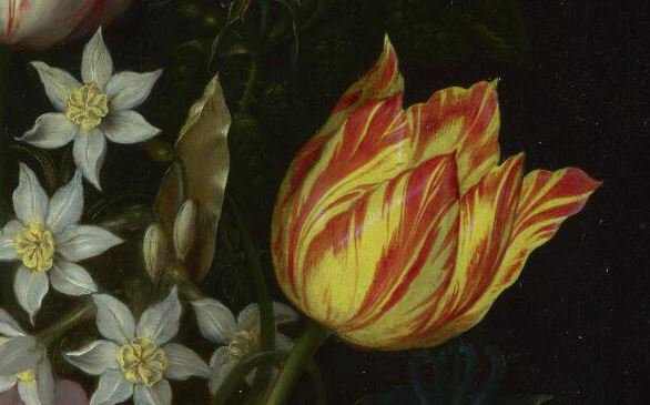 This Detail Is Taken From Flowers In A Glass Vase Find Out More
