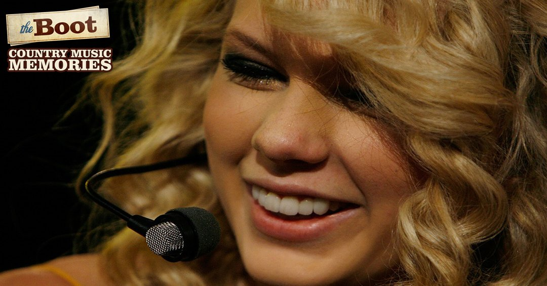 Today in '06, Taylor Swift made her Grand Ole Opry debut: https://t.co/oXuRLzPuMf https://t.co/88eyGbwNGK