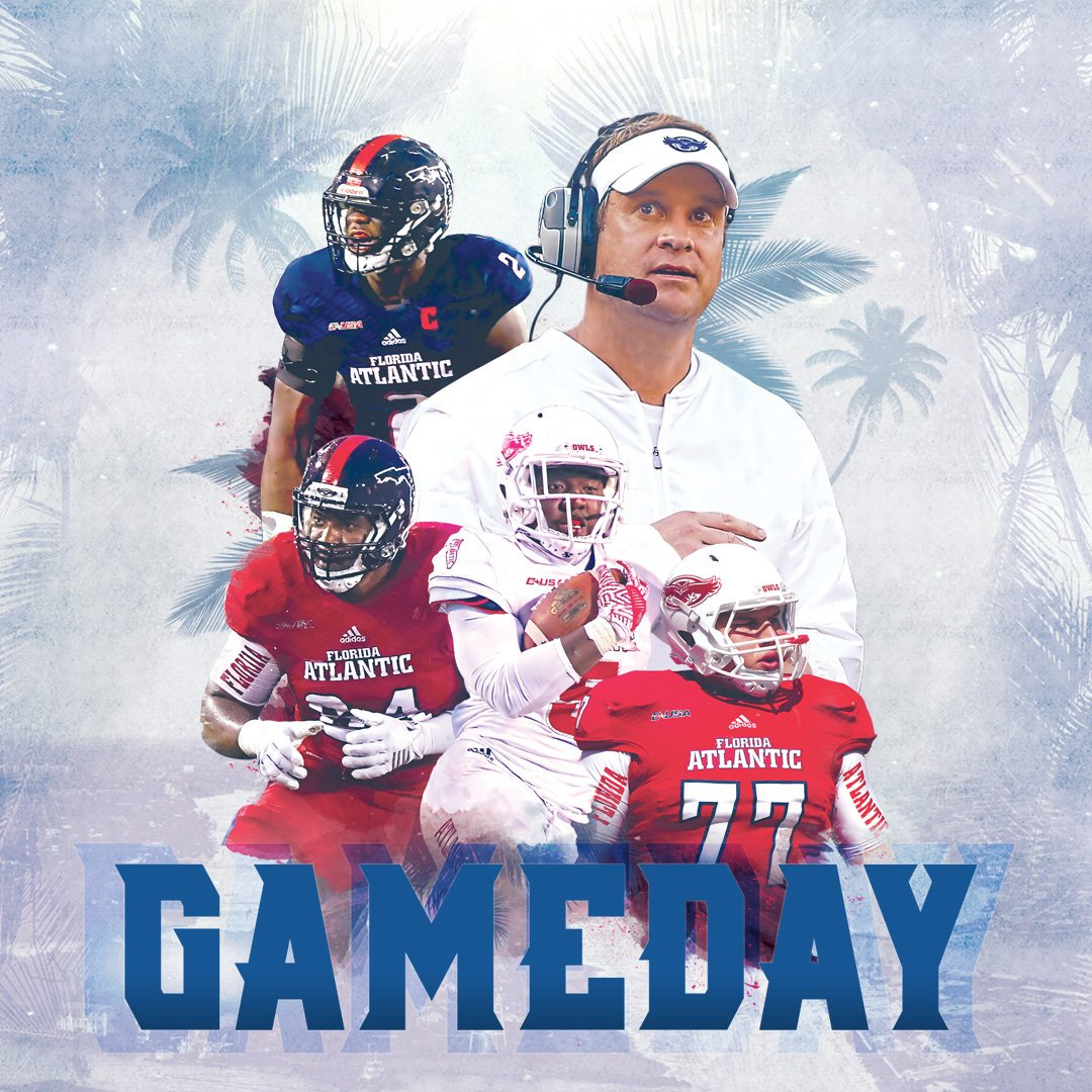 Fau Football On Twitter Game Day