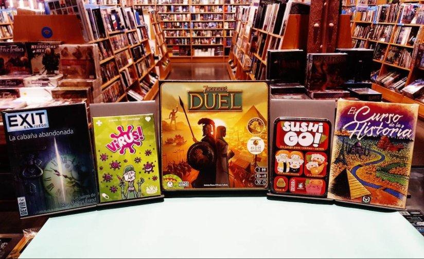 Libreria Gigamesh On Twitter Los Juegos De Mesa Mas Vendidos En
