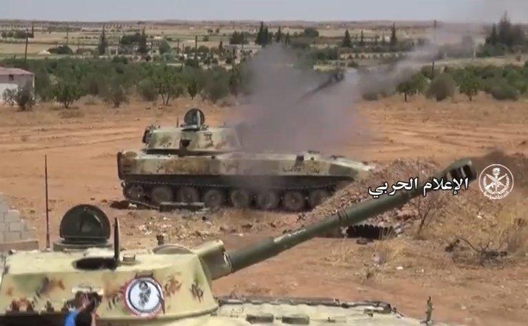 Syrian War: News #15 - Page 3 DIpQ2xoUwAER5XD