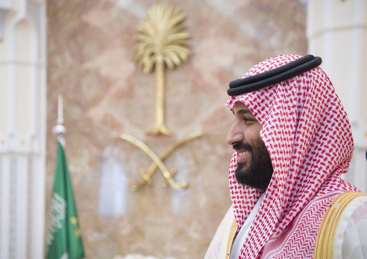 صور الأمير محمد بن سلمان Twitter પર سمو ولي العهد الأمير