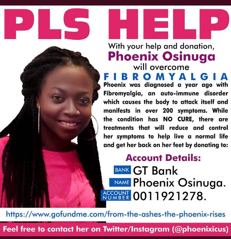 My colleague @Phoenixicus needs your help! Please RT . Nothing is too little . Thank you ! https://t.co/Gxumy2zgsl