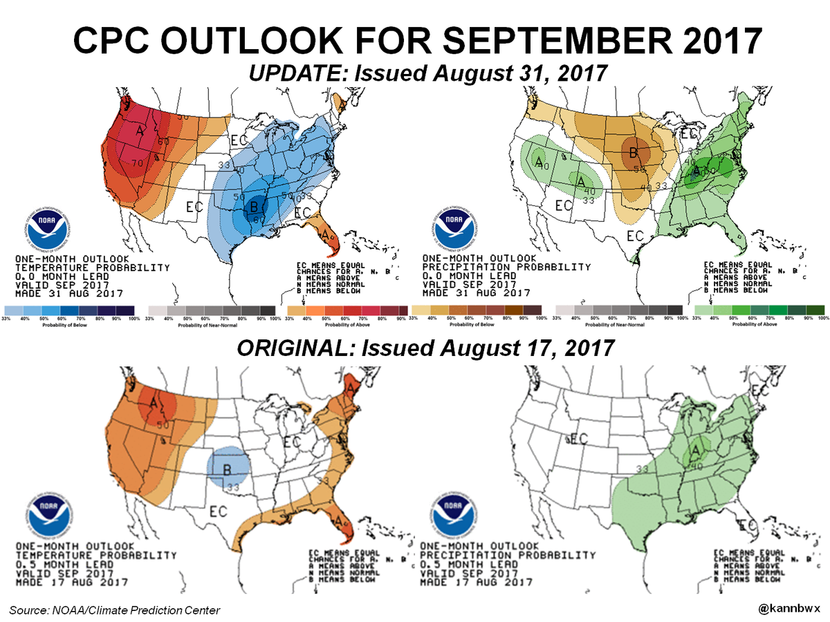 Karen Braun On Twitter Cpc Us Corn Belt Cool And Dry In Sept - Us-corn-belt-map