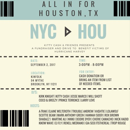 PSA:: LOOKING TO SEE EVERYONE COME OUT TO SUPPORT! ALL IN FOR HOUSTON FUNDRAISER IN BK ‼️ https://t.co/YO3uy3W1uD