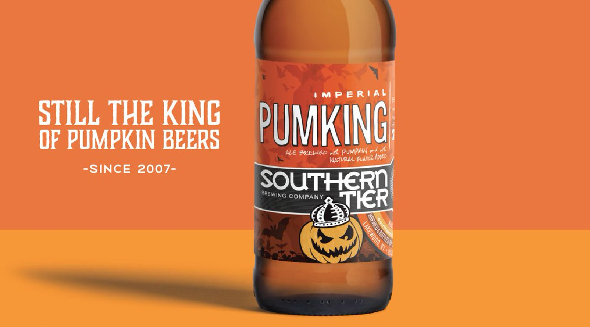 10 Years flew by... Still the King of Pumpkin beers.  More at https://t.co/VKPNwKY0uK https://t.co/4GiJh2K38Z