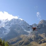 Drone research over Italian Alps confirms depleted water resources https://t.co/S1LHPDit8k
