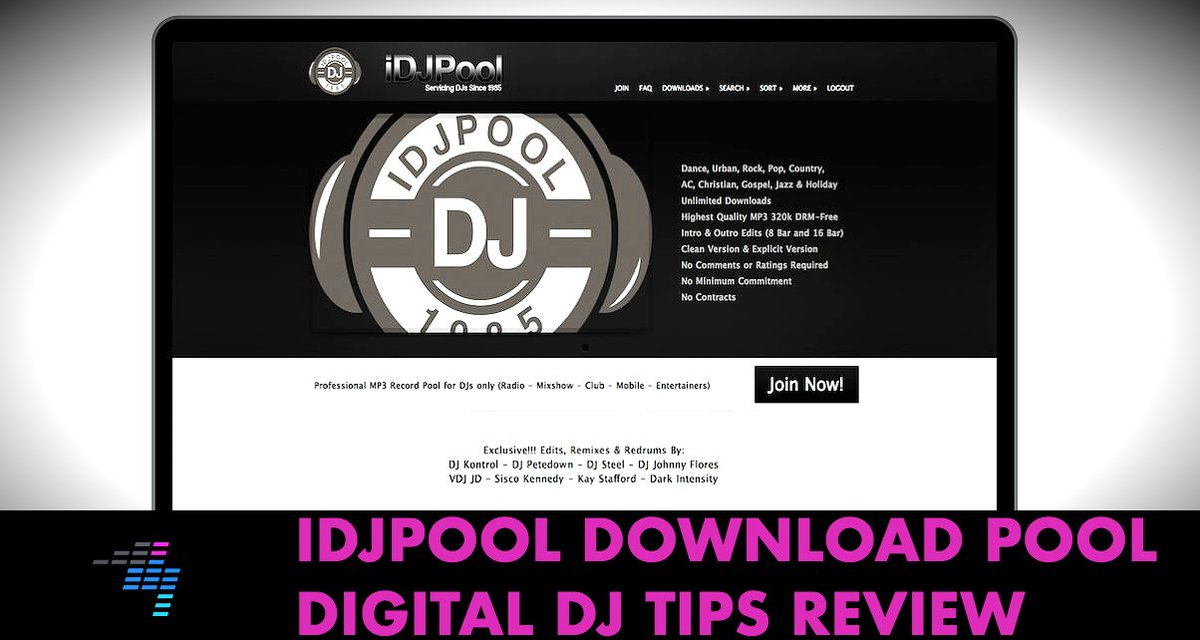 Digital DJ Tips on Twitter: