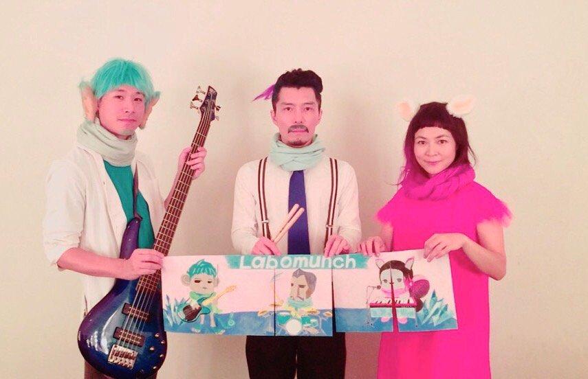 """クラムボン @ SHOW BY ROCK!! ''3969"""" MIDI CITY  THE NEW SONG アジテーター JAPANESE MANNER yet NOW!!!  ラボムンク♡ ありがとうございました! https://t.co/tTqyTDUhp0"""