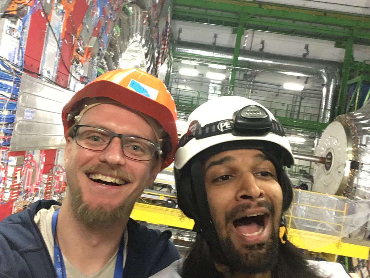 how to work at cern