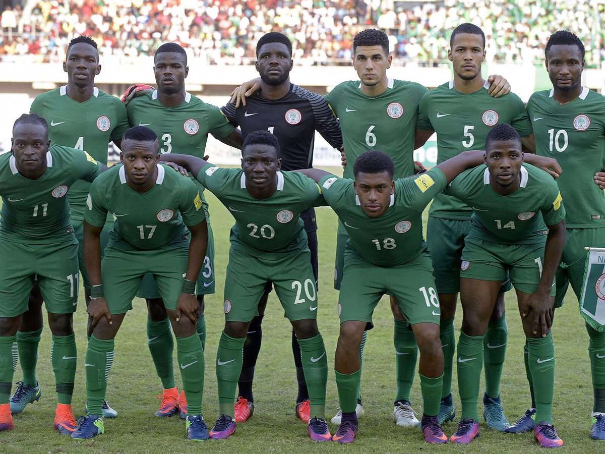 President Muhammadu Buhari has congratulated the Super Eagles for the impressive win over the Indomitable Lions of Cameroon on Friday, in Uyo.