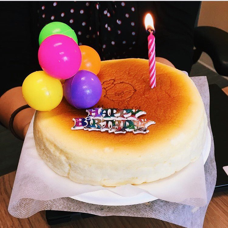 Magnificent Uncle Tetsu Canada On Twitter Best Birthday Cake Weve Ever Seen Personalised Birthday Cards Veneteletsinfo