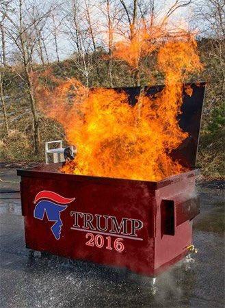 Dumpster Fire Gif 6