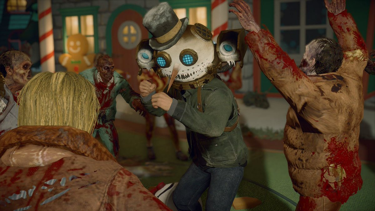 Playstation On Twitter Deck The Halls With Endless Zombies Dead Rising 4 Franks Big Package Comes To Ps4 Dec 5 Https Tco Abohfr5qmh