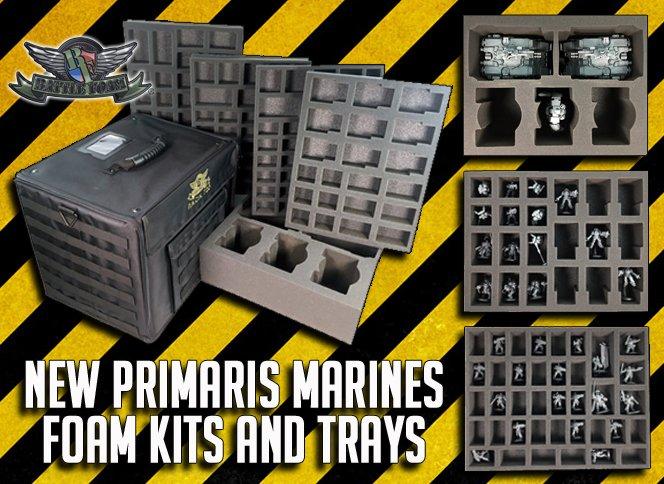 Battlefoam Usa / Universal generic vehicle foam tray 4 (pp.5).