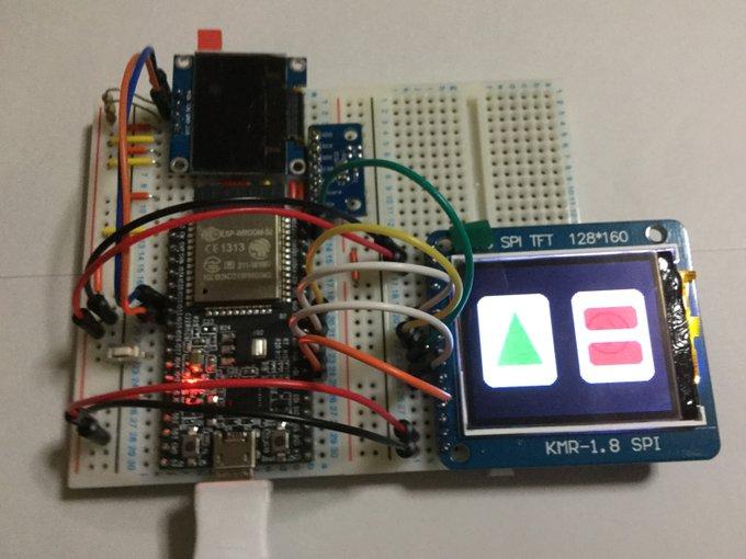 ESP32-DevKitCでいろいろ実験 (2ページ目) - Togetter