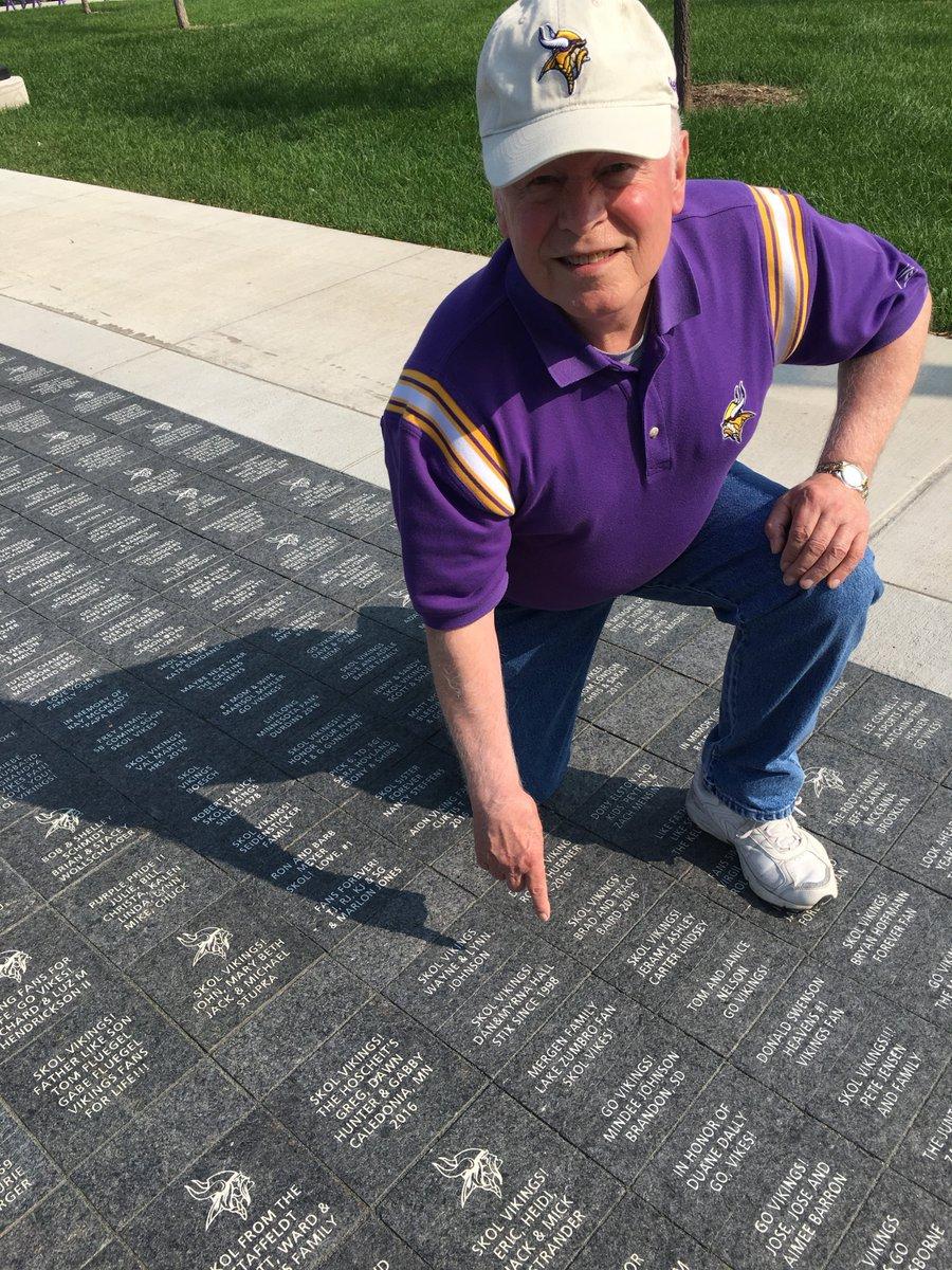 Legacybrick Hashtag On Twitter - Us bank stadium legacy bricks map